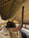 Solar Barque of Khufu (Cheops)  4th Dynasty (c 2575-2450 BC) Old Kingdom Egyptian Pharaoh