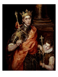 Saint Louis IX 1214-70 King of France