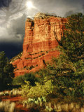 Courthouse Butte  Sedona  Arizona  USA