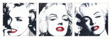Marilyn Triptych