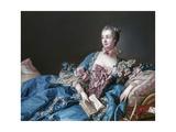 Madame de Pompadour  1721-64  Mistress of Louis XV