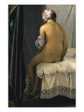 The Bather  called Baigneuse Valpincon or Valpincon Bather  1808