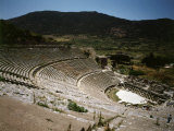 Theatre at Ephesus  3rd Century BC Built to House 24 000 Spectators