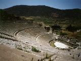 Theatre at Ephesus  3rd Century BC Built to House 24 000 Spectators