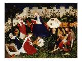 Paradise Garden  c 1410
