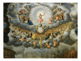 God the Father  from The Last Judgement  c 1585