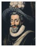Henry IV  1553-1610 Bourbon King of France and Navarre  17th Century