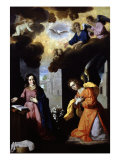 The Annunciation  1638-39