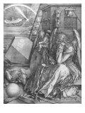 Melancolia  engraving  1514