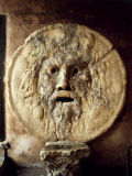 La Bocca della VeritThe Mouth of Truth)  Roman Relief of the Face of the Sea God Oceanus