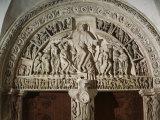 Pentecost  Sainte Marie-Madeleine Basilica  12th century  Vezelay  France