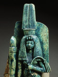 Queen Tiy  Wife of Amenhotep III  c 1390-1353 18th Dynasty New Kingdom Egyptian Pharaoh