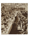 Jubilee Tea Party for Children in Orville Road  Battersea  1935