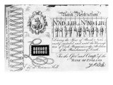 Bank Restriction Note  1818