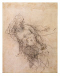 Study for Noah in &#39;The Drunkenness of Noah&#39;  1508-12