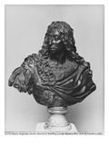 Bust of Louis Ii Prince of Bourbon  known as Le Grand Conde