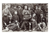 General Marcy and Friends at Camp Winfield Scott  near Yorktown  May 2  1862