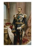 His Royal Highness the Prince of Wales  from 'The Illustrated London News'  1902