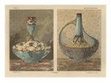 Vases  from 'Fantaisies Decoratives'  engraved by Gillot  Librairie de l'Art  Paris  1887