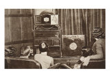 Television  Developed by John L Baird  Was Successfully Broadcast