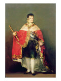 Portrait of Ferdinand VII