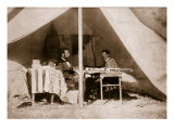The Last Interview Between President Lincoln and General Mcclellan at Antietam  1862