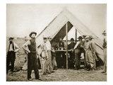 A Sutler's Tent