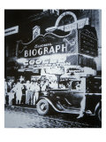 Biograph Cinema Theatre  Chicago  1934