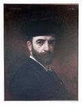 Self Portrait  1876