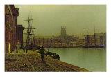 Gloucester Docks  c1880