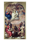 The Glory of the Saints  1645-47
