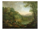 Ideal Landscape  1776