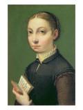 Self Portrait  1554