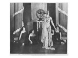Mata Hari Performing in Musee Guimet  Paris  13th March 1905