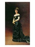 Portrait of Madame Bishoffsheim  1877