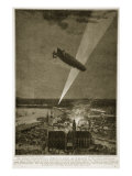 The Zeppelin Bombardment of Antwerp on August 24 1914 in Defiance of the Hague Convention  1914-19