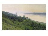 Cold Landscape  1889
