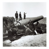 Artillery Battery of the Federal Army During the American Civil War  1862