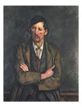 Man with Crossed Arms  c1899