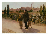All Souls&#39; Day  c1882
