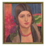 Portrait of a Young Woman  1928
