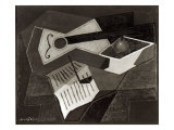 Guitar and Fruit Bowl  1926