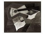Guitar and Fruit Bowl  1926