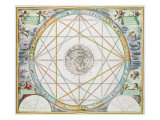 The Conjunction of the Planets  from 'The Celestial Atlas  or Harmony of the Universe'
