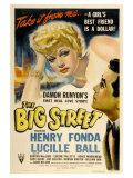 The Big Street  1942
