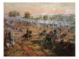 The Battle of Gettysburg  July 1St-3rd 1863