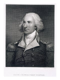 Portrait of Major General Philip Schuyler  engraved by Thomas Kelly
