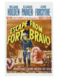 Escape from Fort Bravo  1953