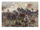 The Battle of Spotsylvania  May 8-21 1864