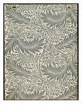 Larkspur  Wallpaper Design  1872